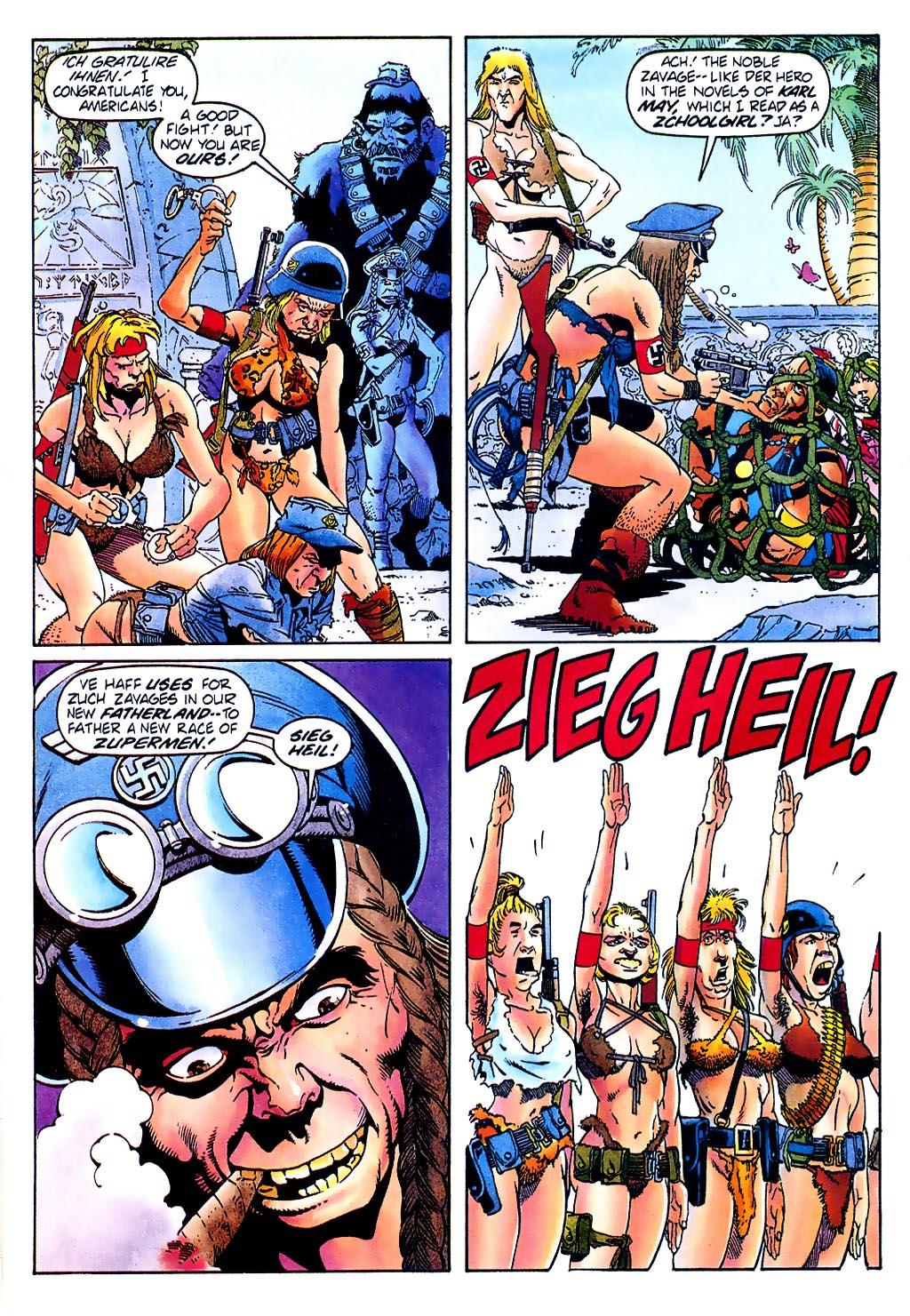 Read online Turok, Dinosaur Hunter (1993) comic -  Issue #37 - 16