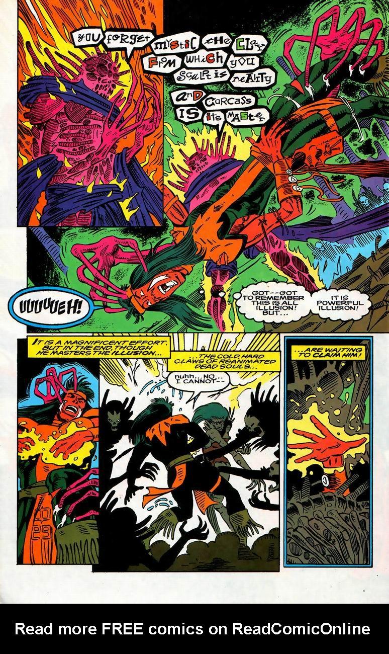 Read online Alpha Flight (1983) comic -  Issue #126 - 12