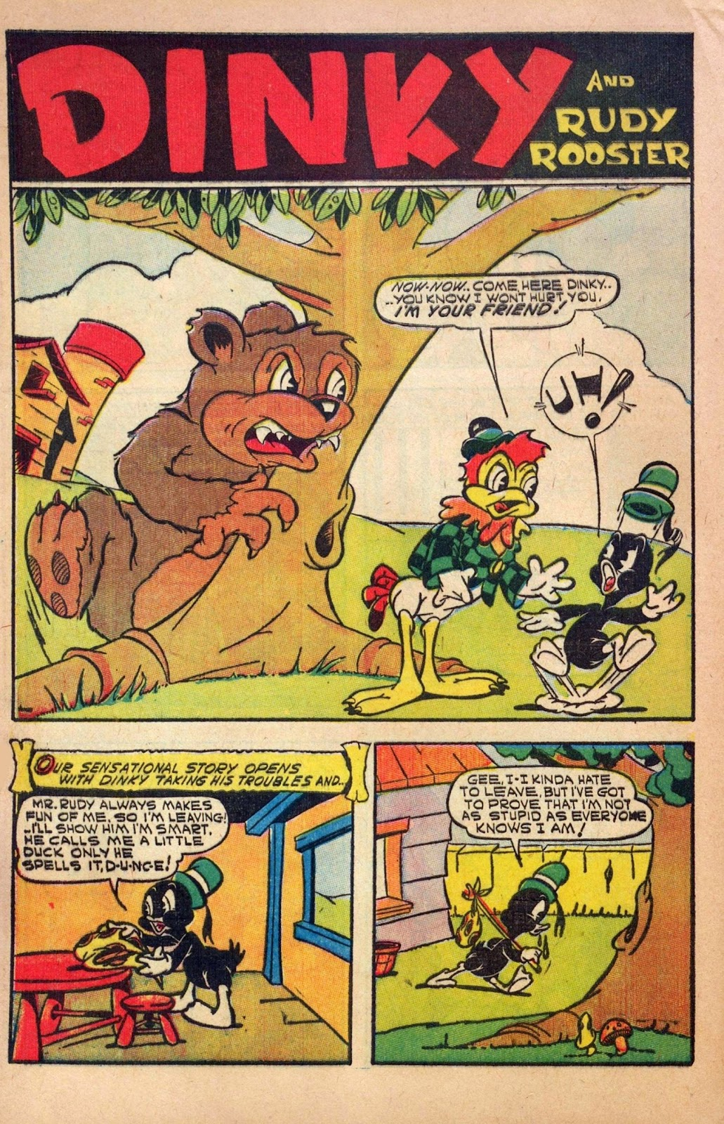 Terry-Toons Comics issue 21 - Page 42