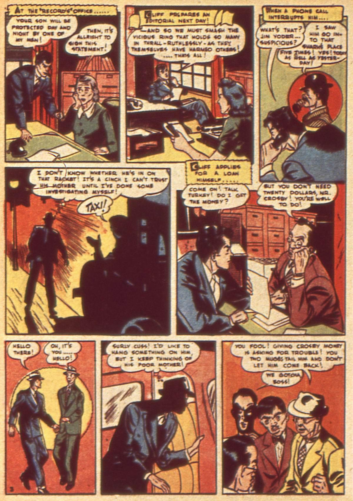 Read online Detective Comics (1937) comic -  Issue #49 - 46
