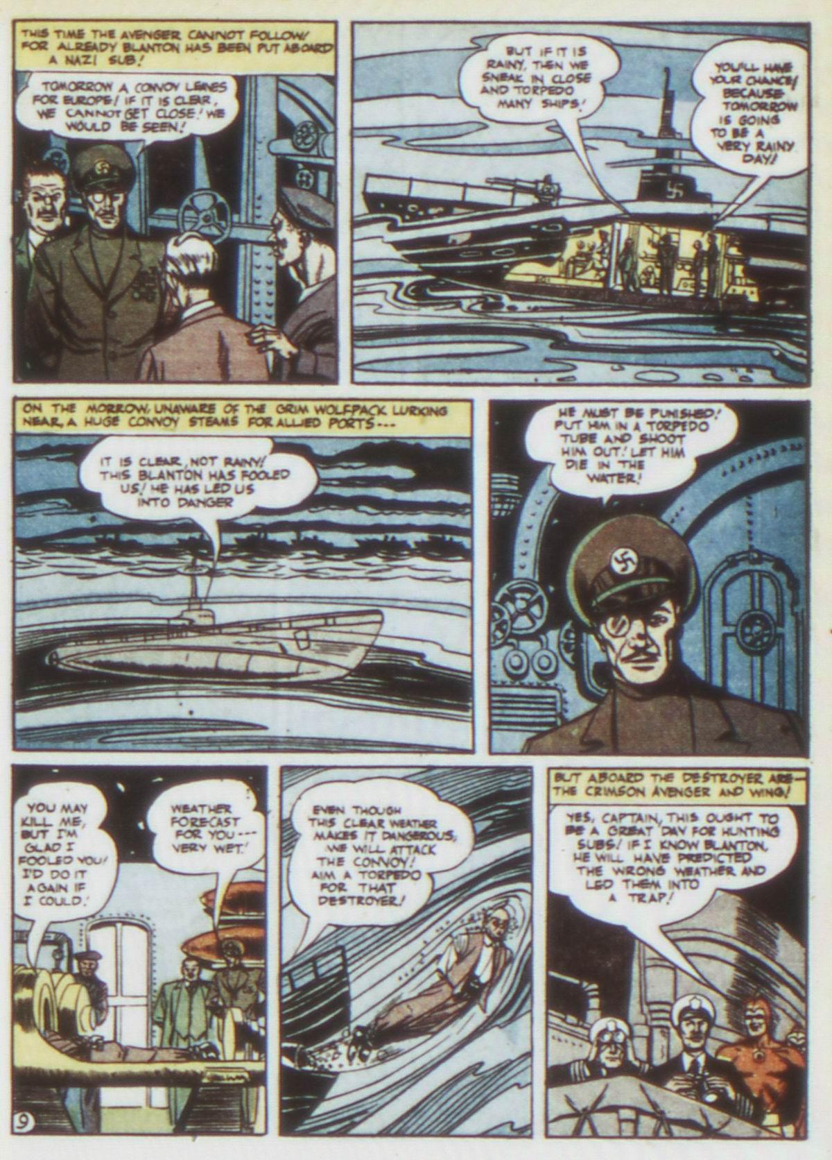 Read online Detective Comics (1937) comic -  Issue #75 - 39