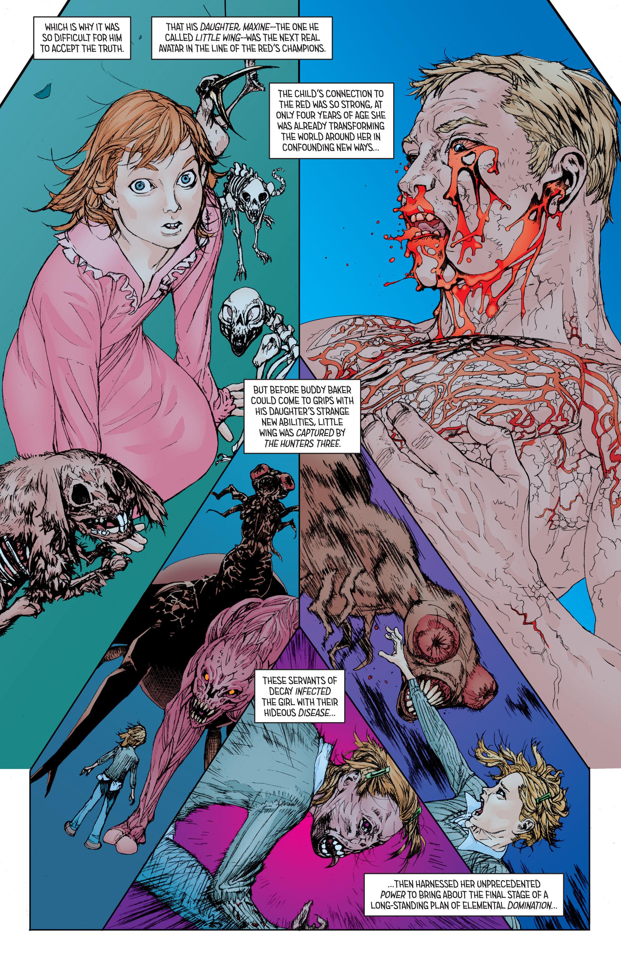 Read online Secret Origins (2014) comic -  Issue #8 - 14