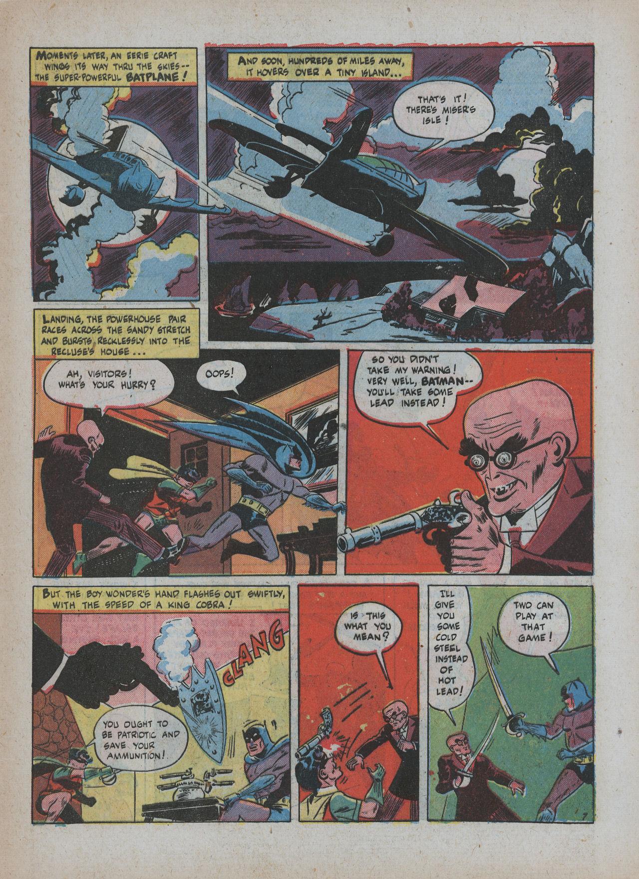 Detective Comics (1937) 70 Page 8
