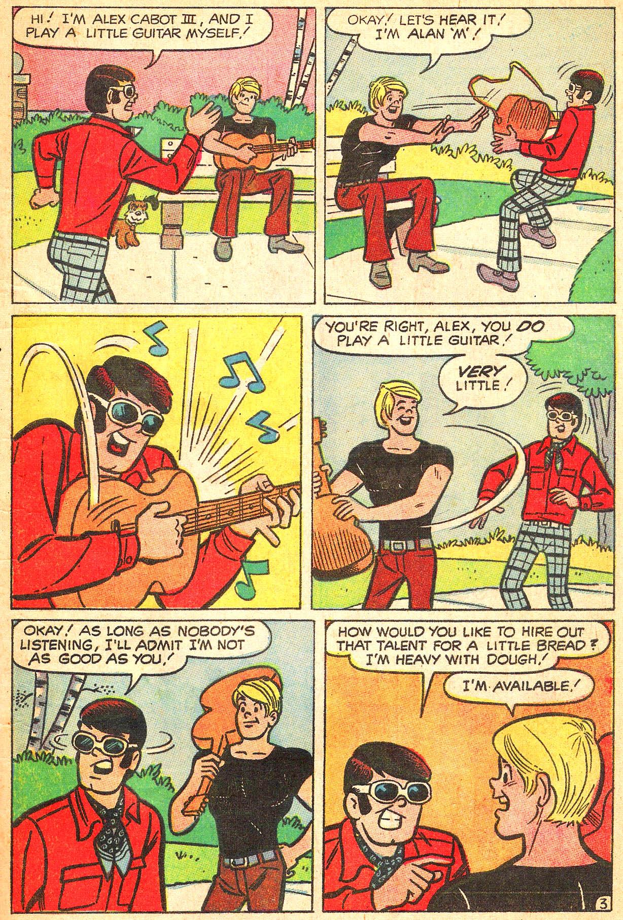 Read online She's Josie comic -  Issue #42 - 5