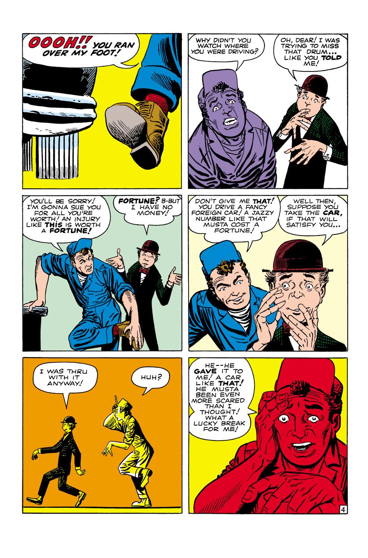 Read online Amazing Adventures (1961) comic -  Issue #2 - 25