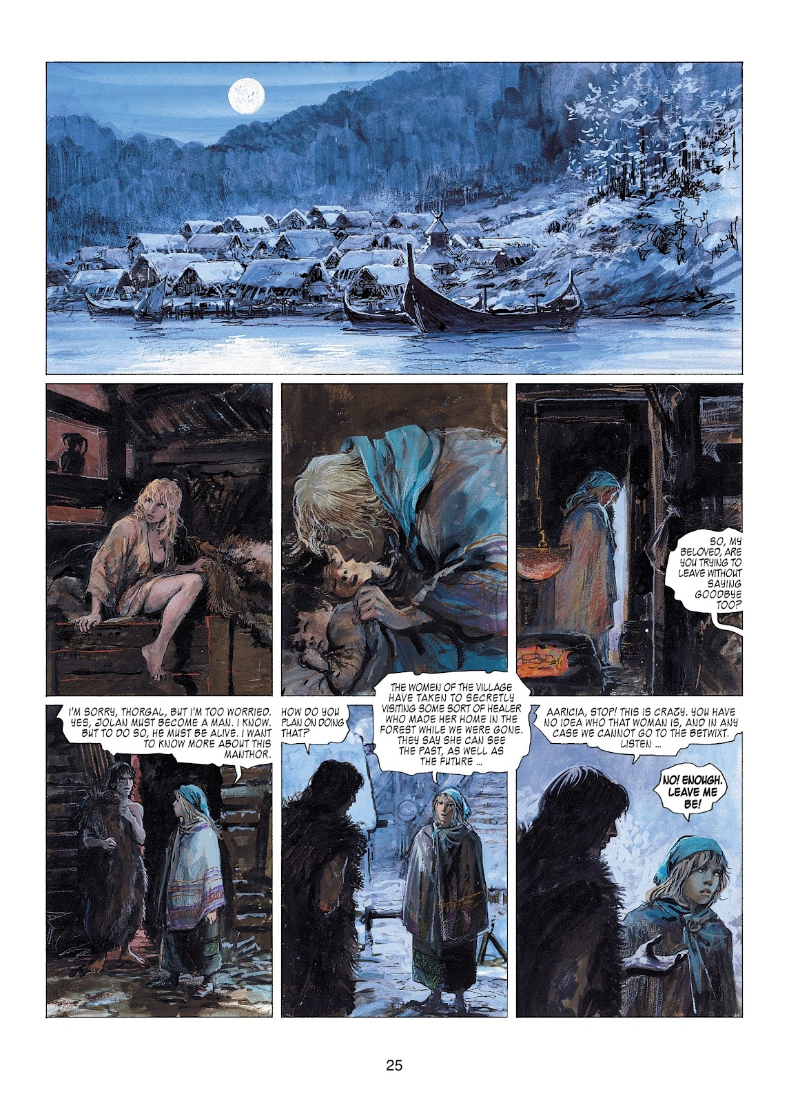 Read online Thorgal comic -  Issue #22 - 27