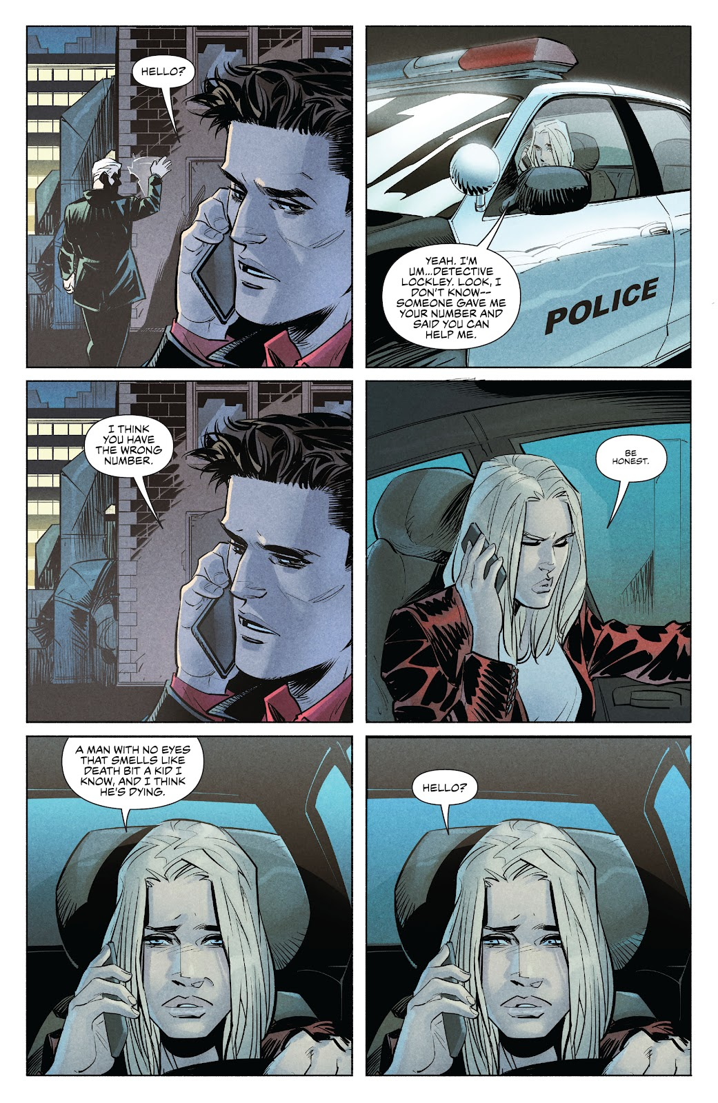 Read online Angel   Spike comic -  Issue #9 - 15