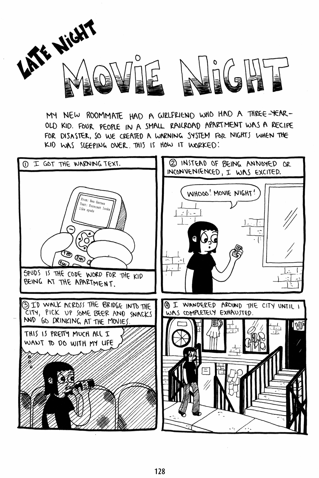 Read online Drinking at the Movies comic -  Issue # Full - 130