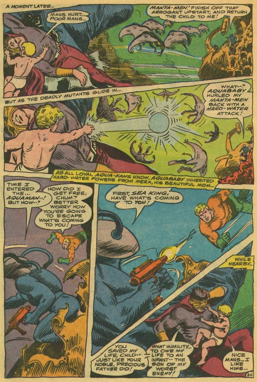 Read online Aquaman (1962) comic -  Issue #35 - 28
