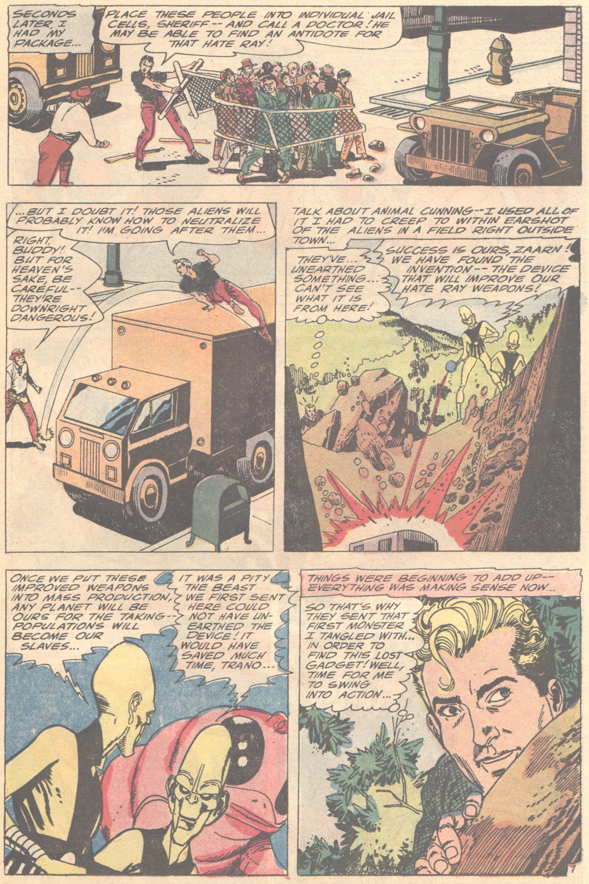 Read online Adventure Comics (1938) comic -  Issue #414 - 29