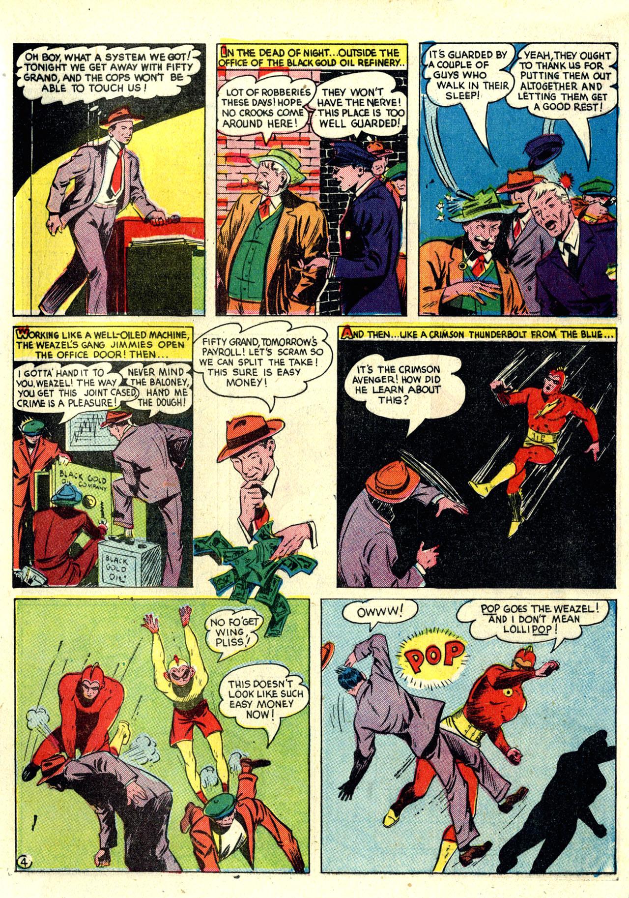 Read online Detective Comics (1937) comic -  Issue #76 - 31