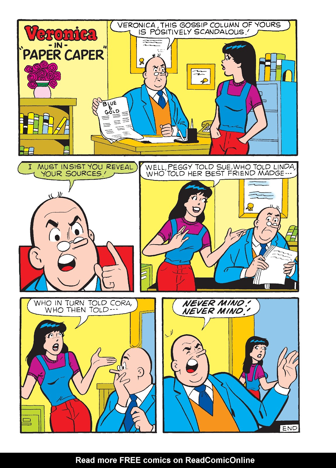 Betty and Veronica Double Digest issue 290 - Page 55