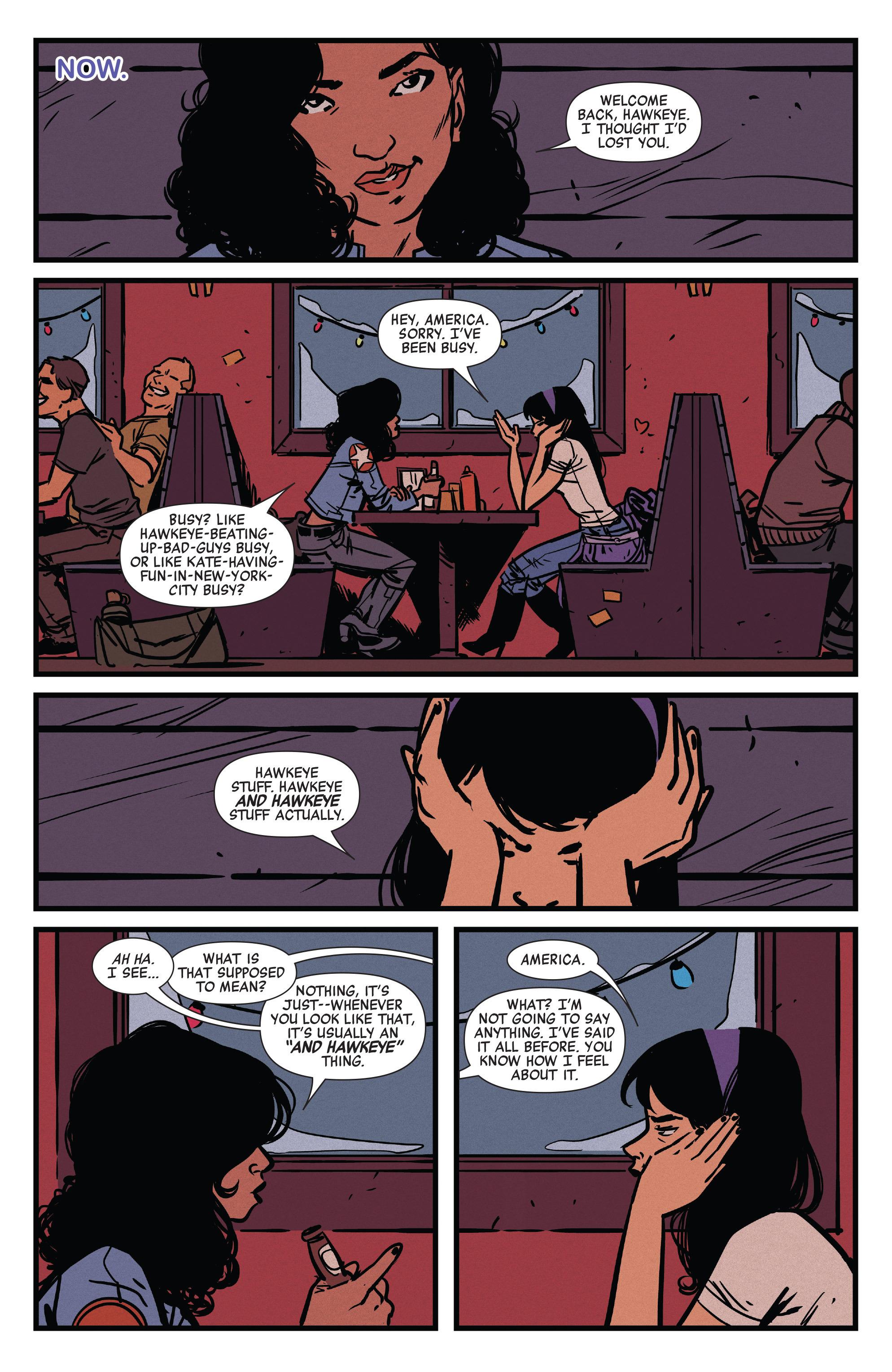 Read online All-New Hawkeye (2016) comic -  Issue #2 - 15
