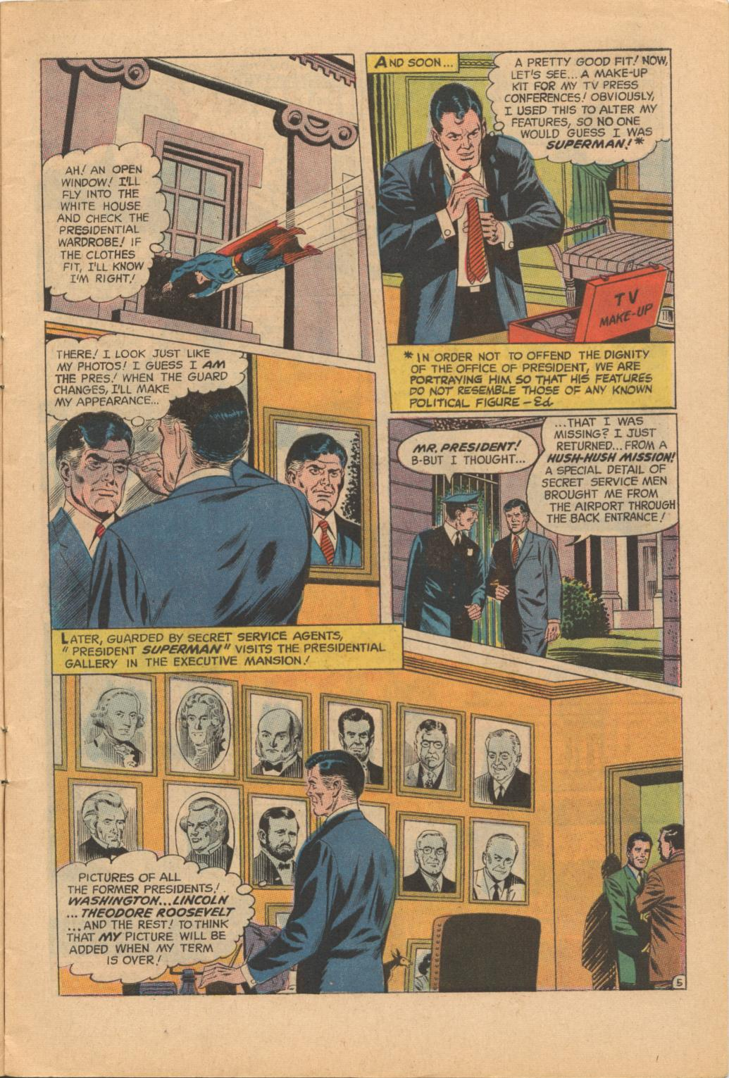 Read online Action Comics (1938) comic -  Issue #371 - 7