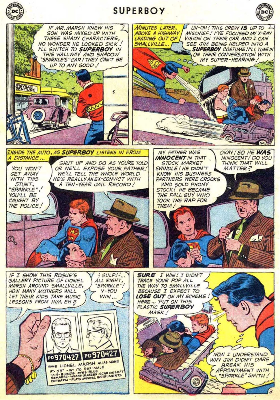 Superboy (1949) issue 91 - Page 13