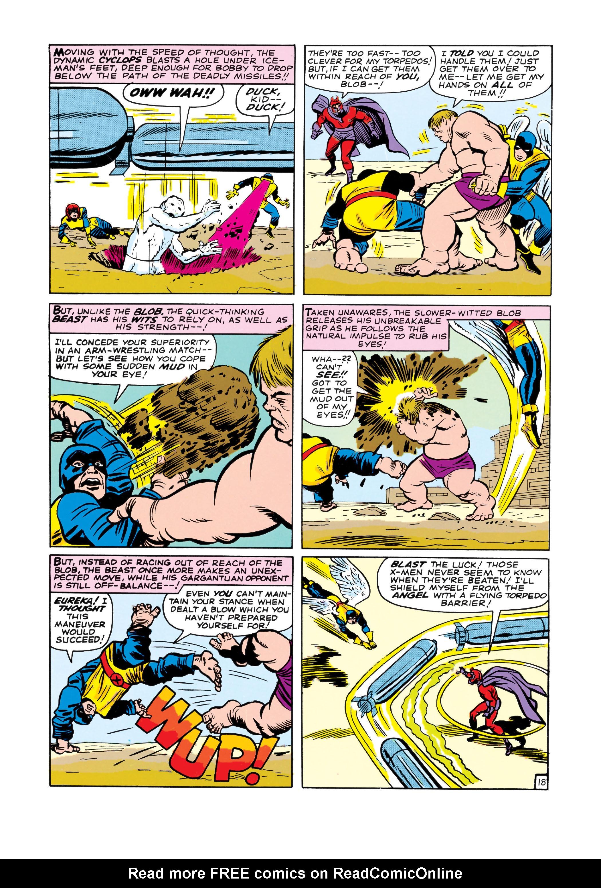 Uncanny X-Men (1963) 7 Page 18