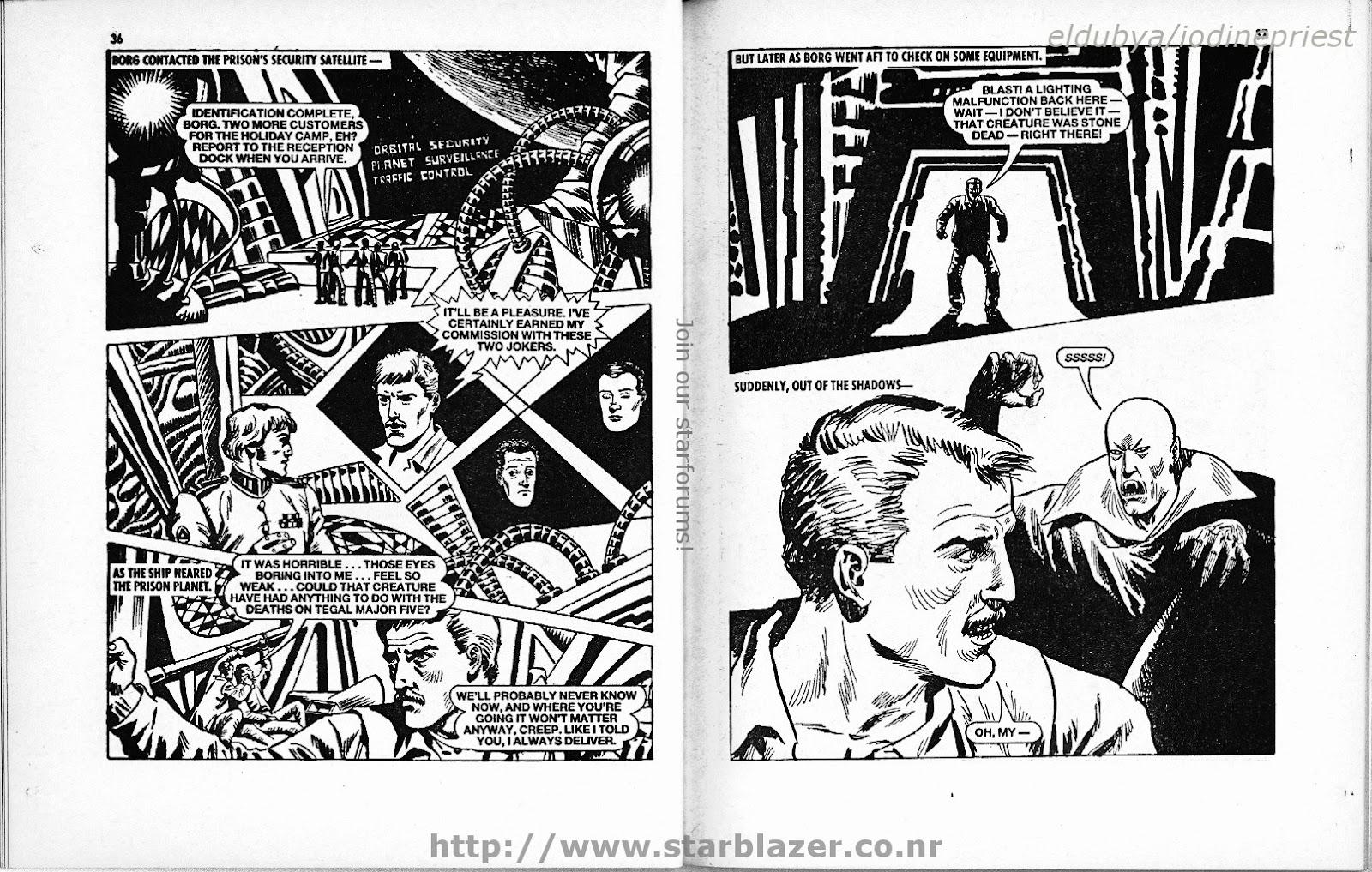 Starblazer issue 208 - Page 20
