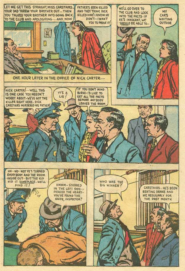Read online Shadow Comics comic -  Issue #79 - 31