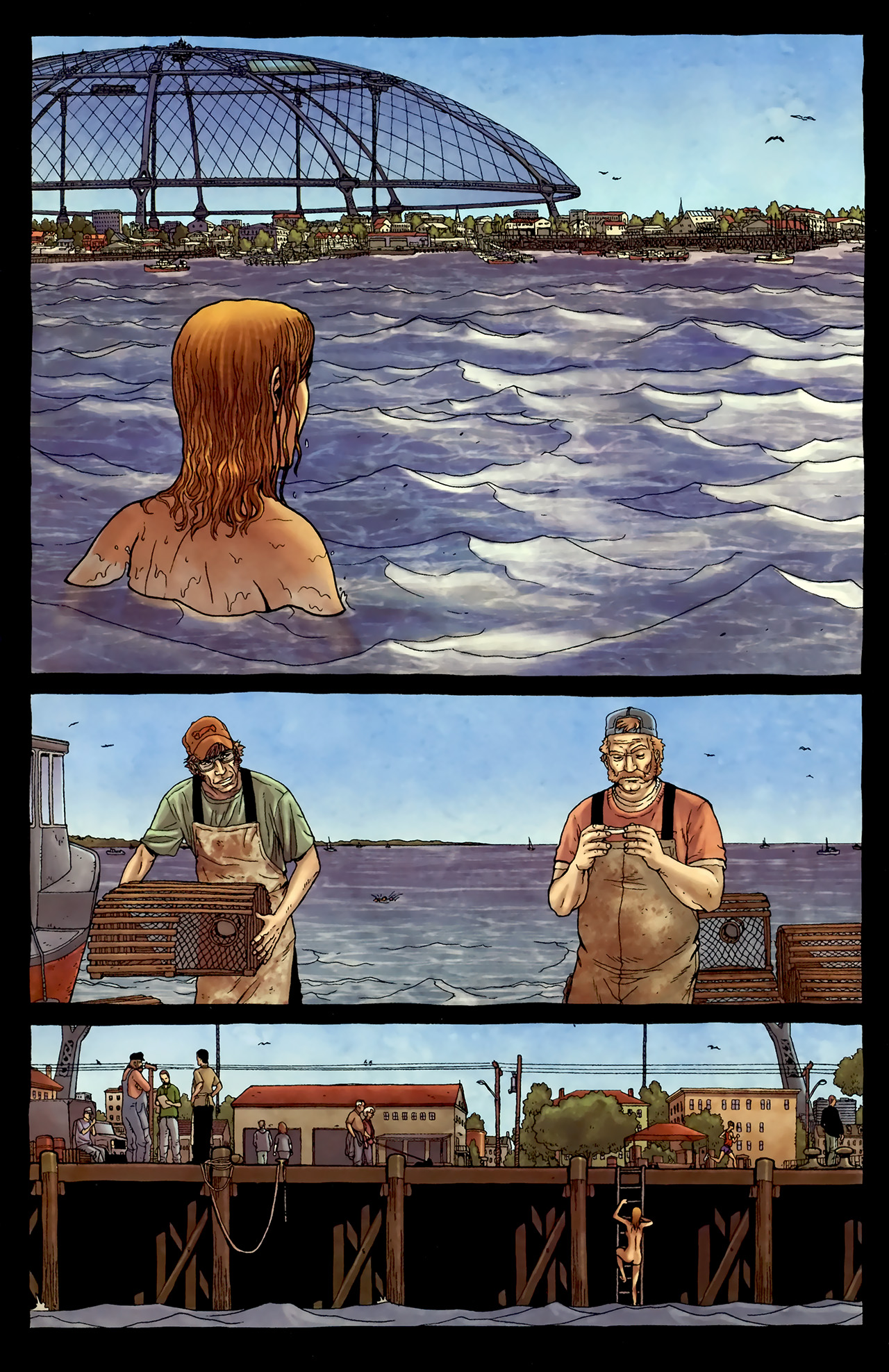 Read online Alan Moore's Neonomicon comic -  Issue #4 - 6