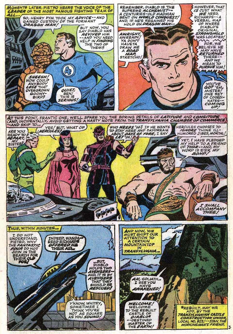 The Avengers (1963) 42 Page 4