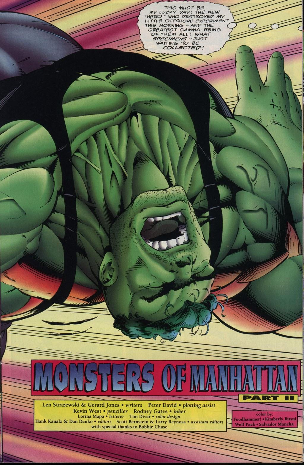Read online Prime Vs. The Incredible Hulk comic -  Issue # Full - 17