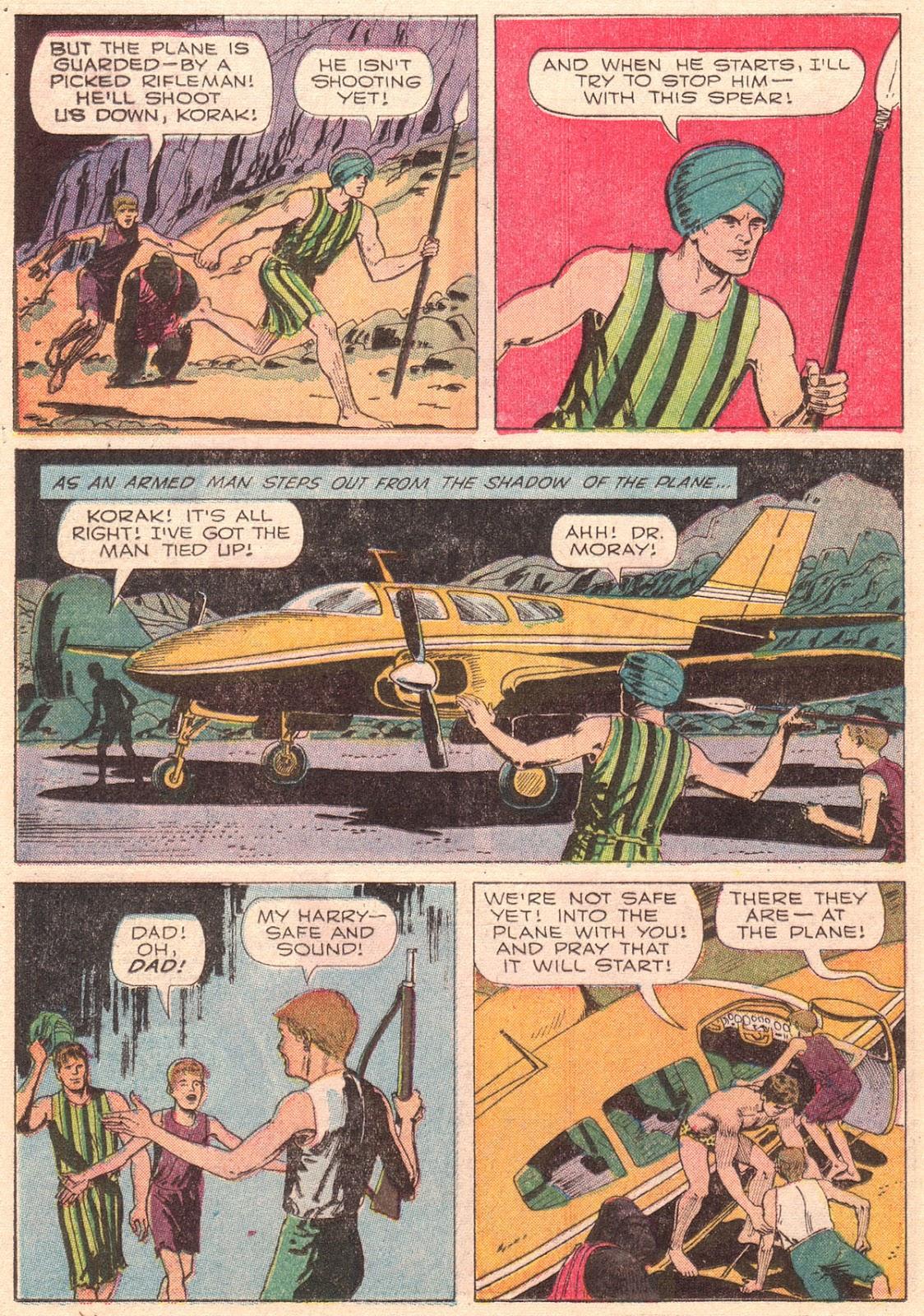 Korak, Son of Tarzan (1964) issue 35 - Page 24