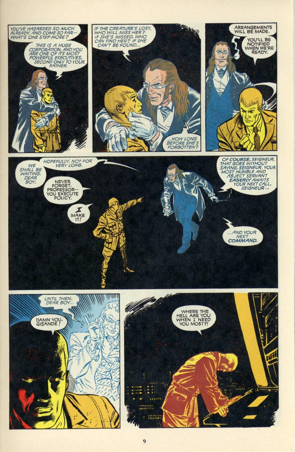 Read online Aliens/Predator: The Deadliest of the Species comic -  Issue #4 - 10