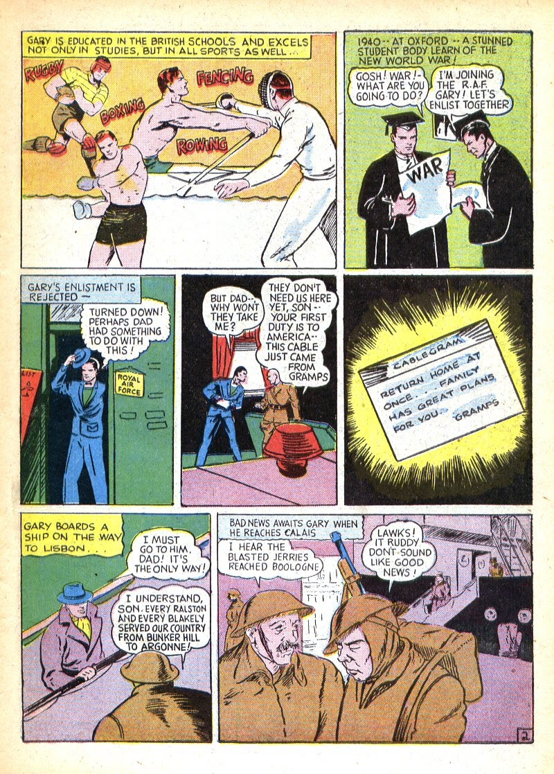 Green Hornet Comics issue 7 - Page 15