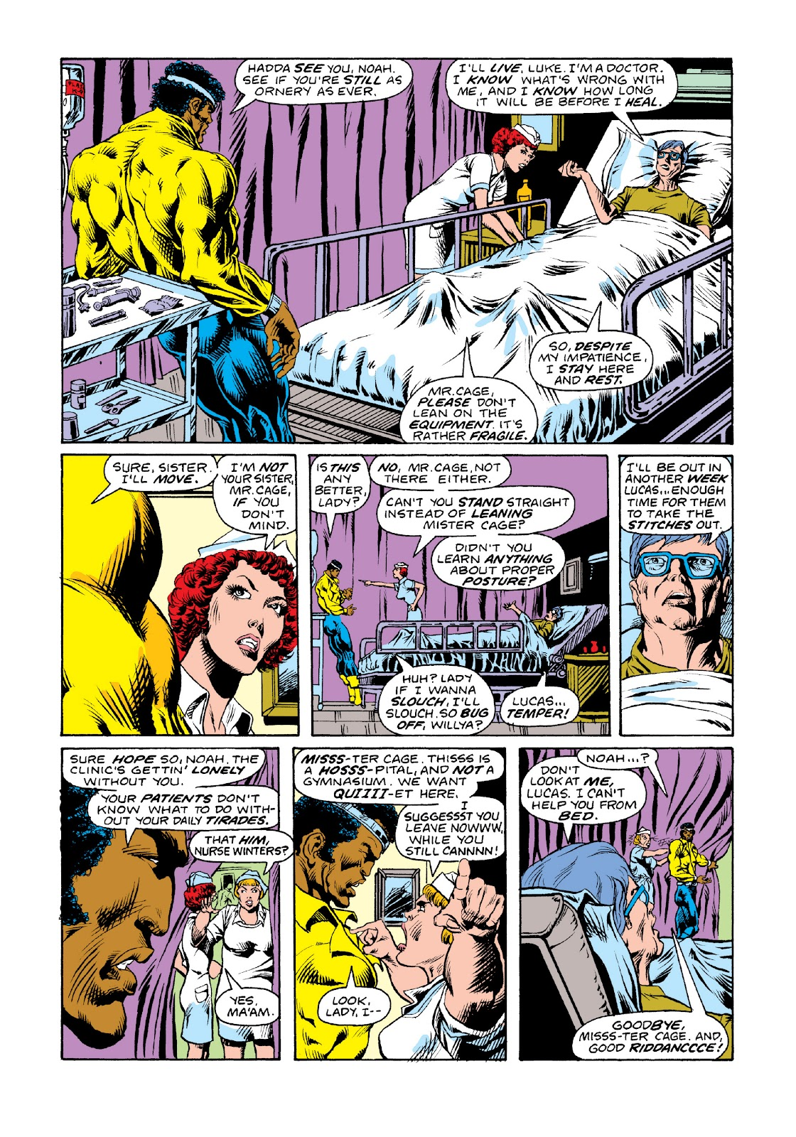 Read online Marvel Masterworks: Luke Cage, Power Man comic -  Issue # TPB 3 (Part 2) - 30