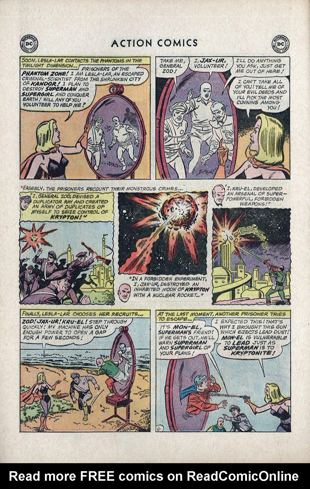 Action Comics (1938) 297 Page 23