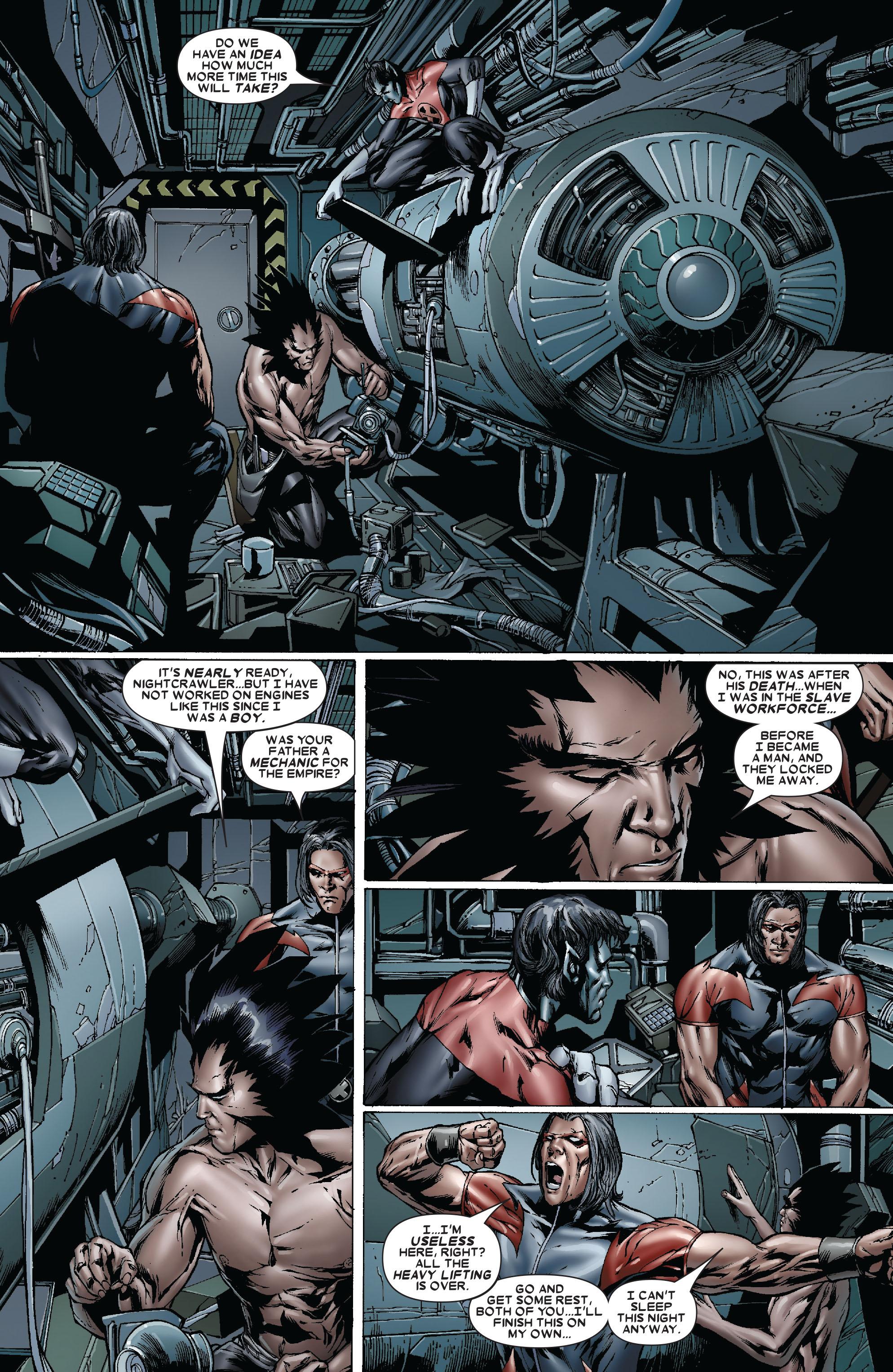 Read online Uncanny X-Men (1963) comic -  Issue #481 - 13