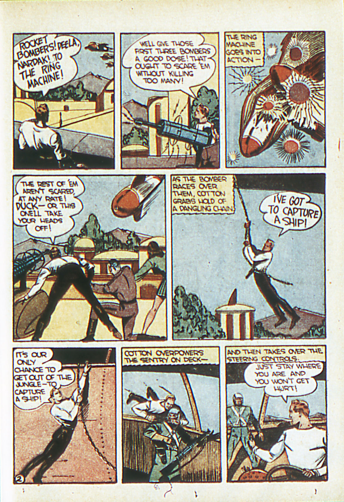 Read online Adventure Comics (1938) comic -  Issue #62 - 50