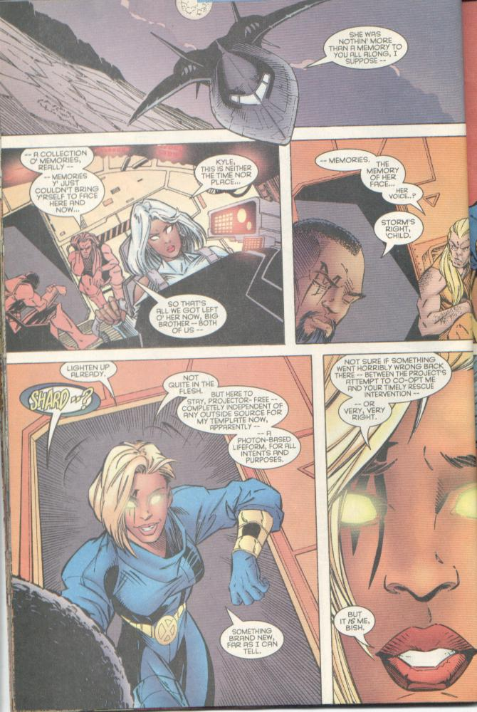 Read online Uncanny X-Men (1963) comic -  Issue # _Annual 1996 - 43
