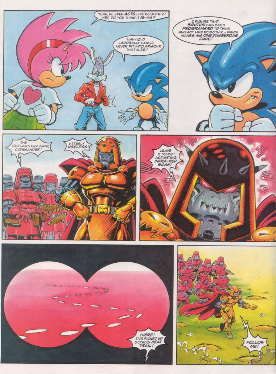 Read online Sonic the Comic comic -  Issue #64 - 4