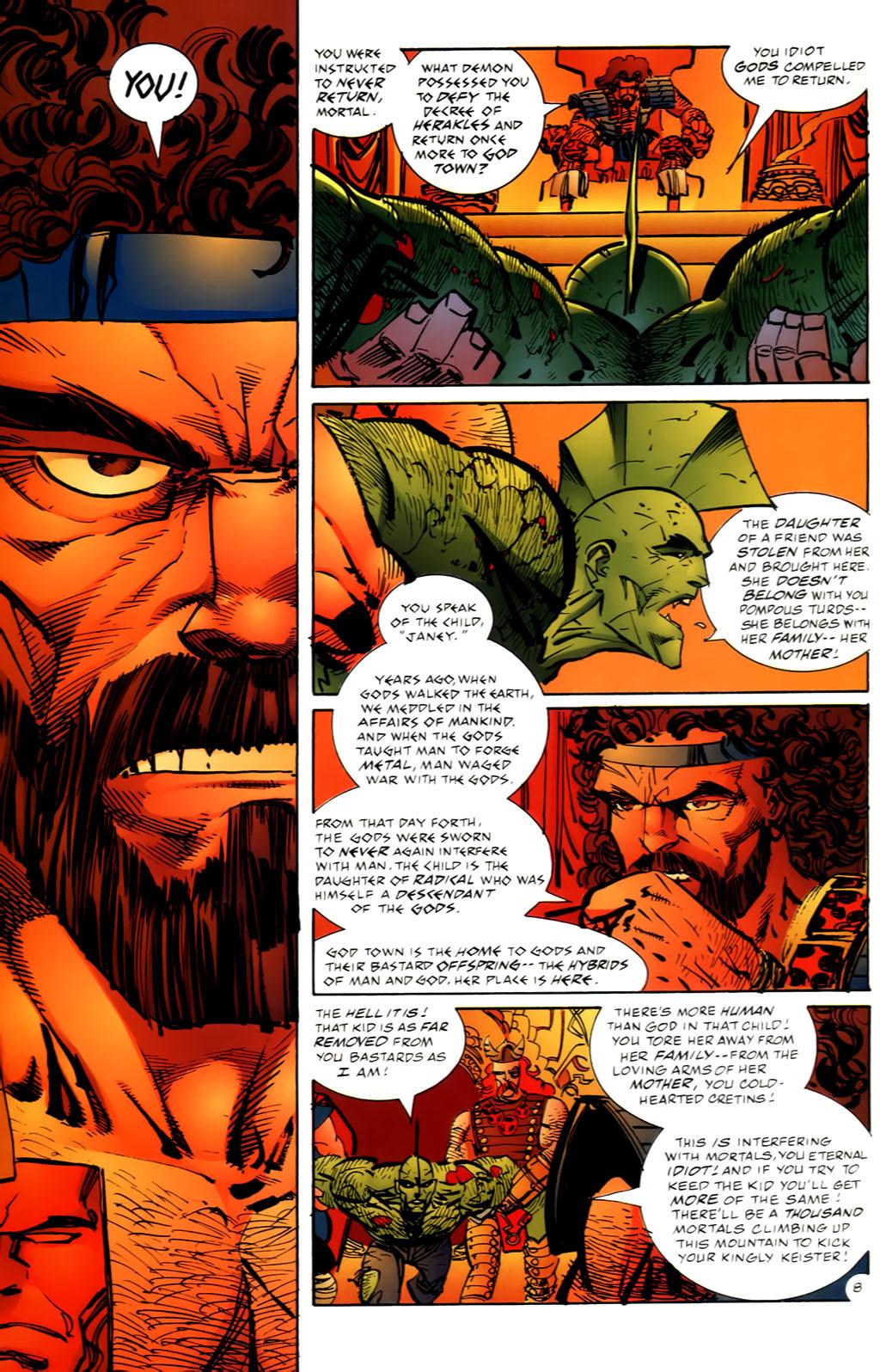 The Savage Dragon (1993) Issue #97 #100 - English 9