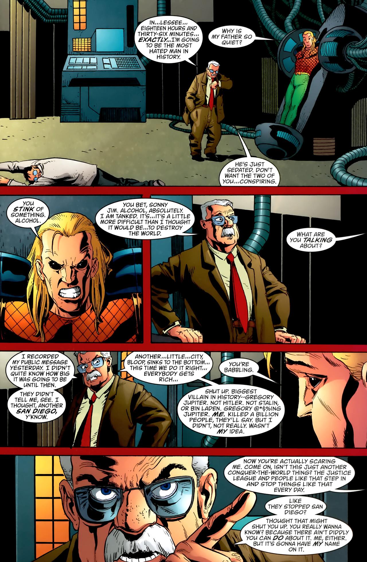 Read online Aquaman: Sword of Atlantis comic -  Issue #55 - 8