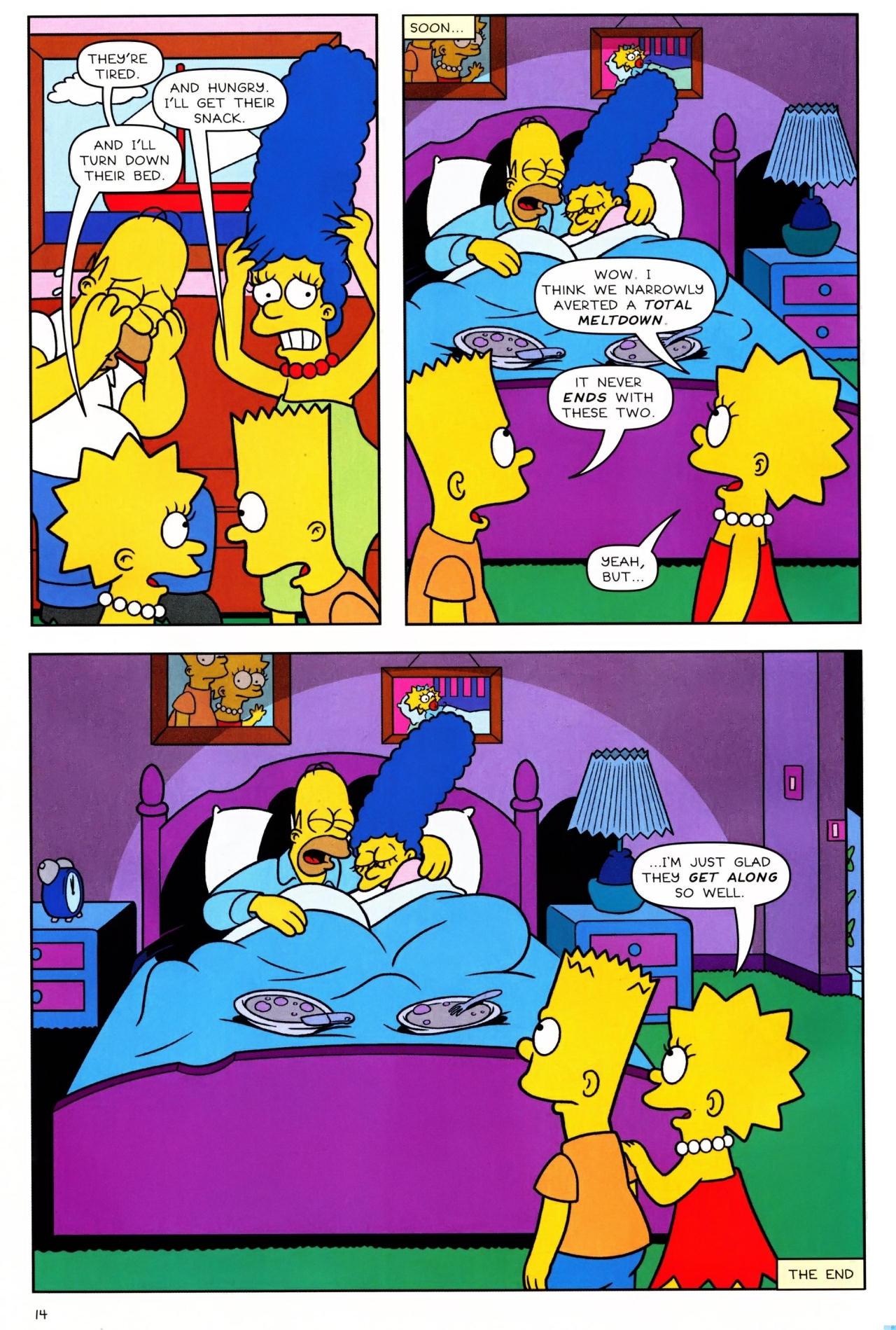 Read online Simpsons Comics Presents Bart Simpson comic -  Issue #42 - 16