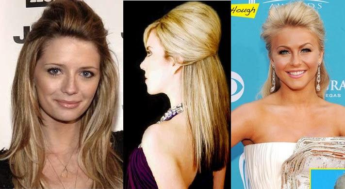 model-rambut-diikat-keatas
