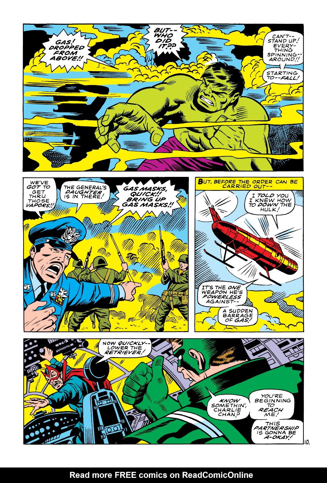 Read online Marvel Masterworks: The Incredible Hulk comic -  Issue # TPB 5 (Part 1) - 79