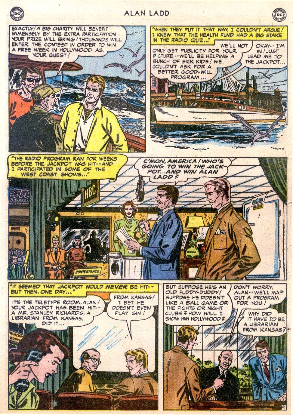 Adventures of Alan Ladd issue 4 - Page 18