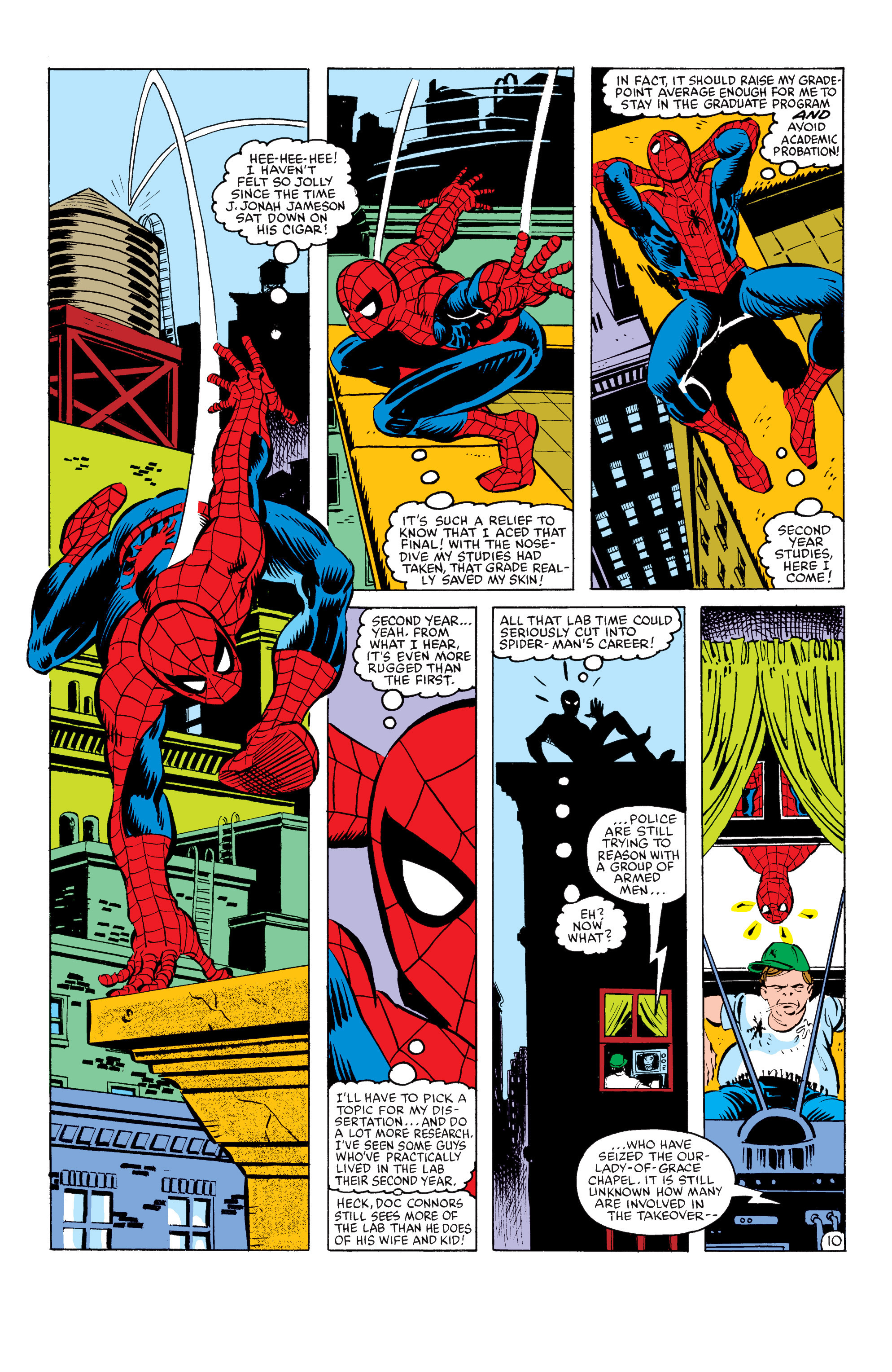 The Amazing Spider-Man (1963) 243 Page 10