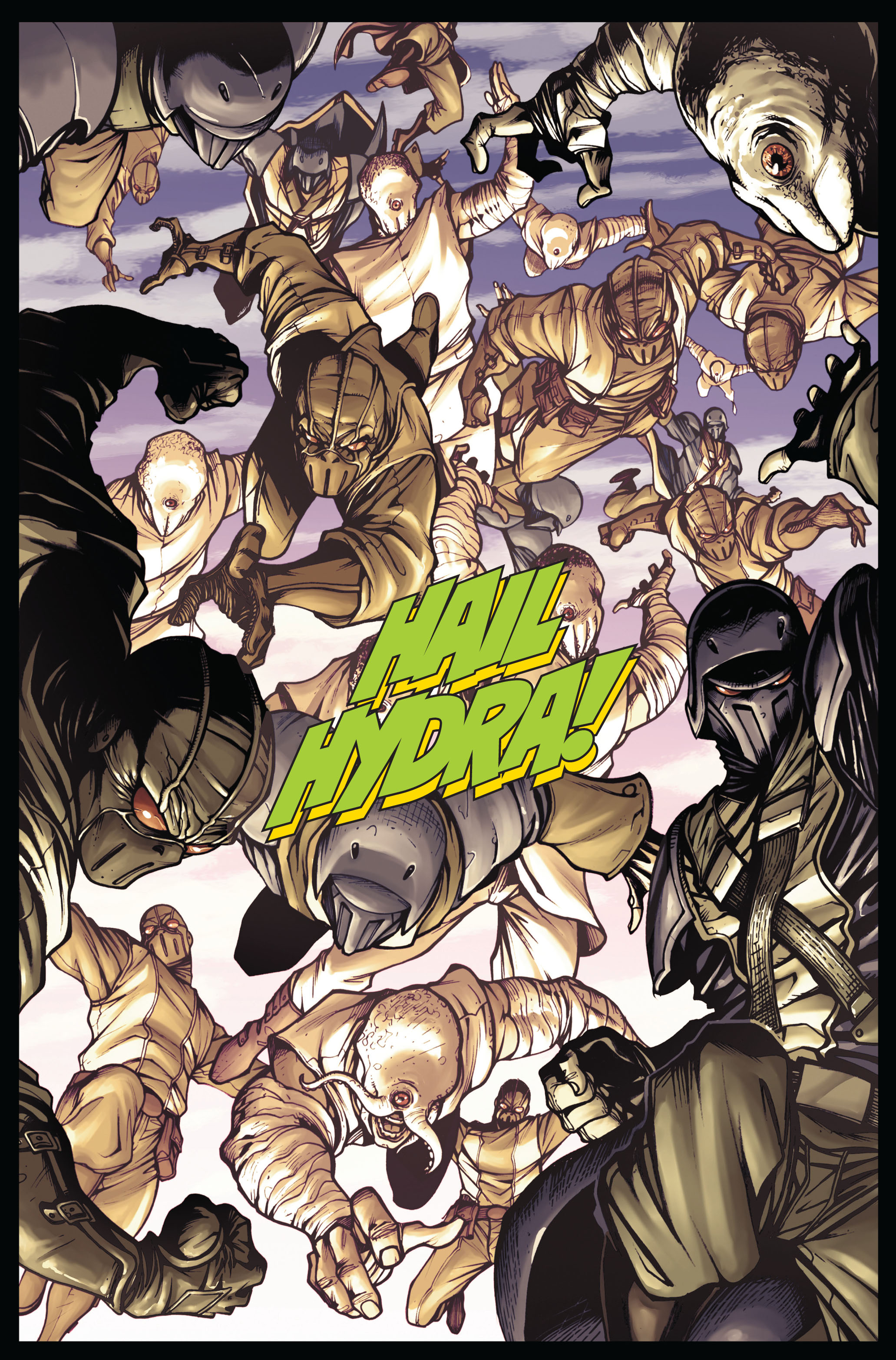 Read online Secret Warriors comic -  Issue #5 - 17