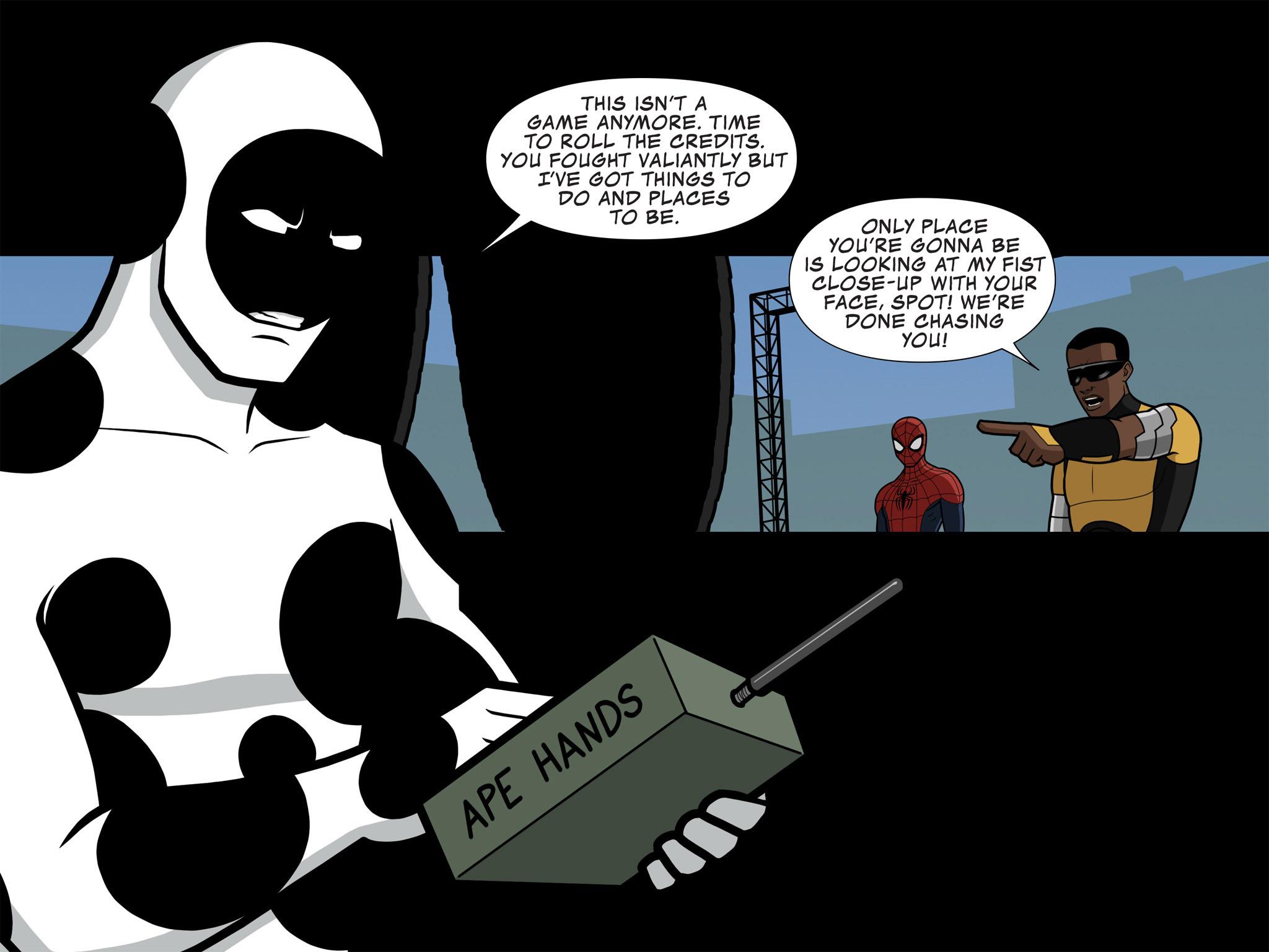 Read online Ultimate Spider-Man (Infinite Comics) (2015) comic -  Issue #10 - 35