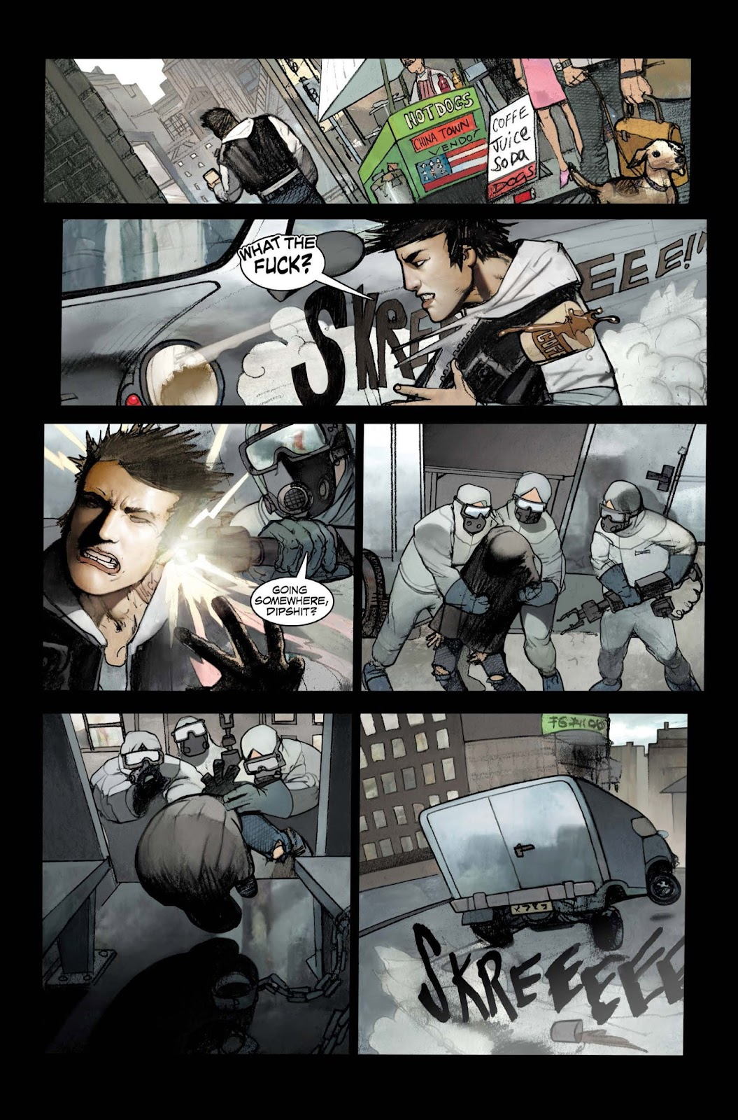 13 Coins issue TPB - Page 36