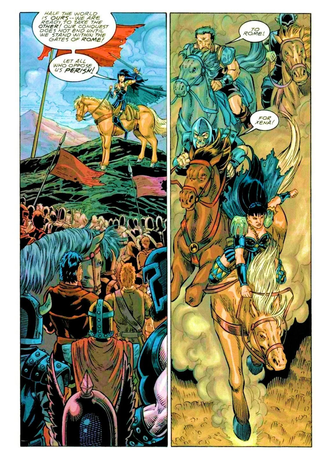 Xena: Warrior Princess (1999) Issue #2 #2 - English 15