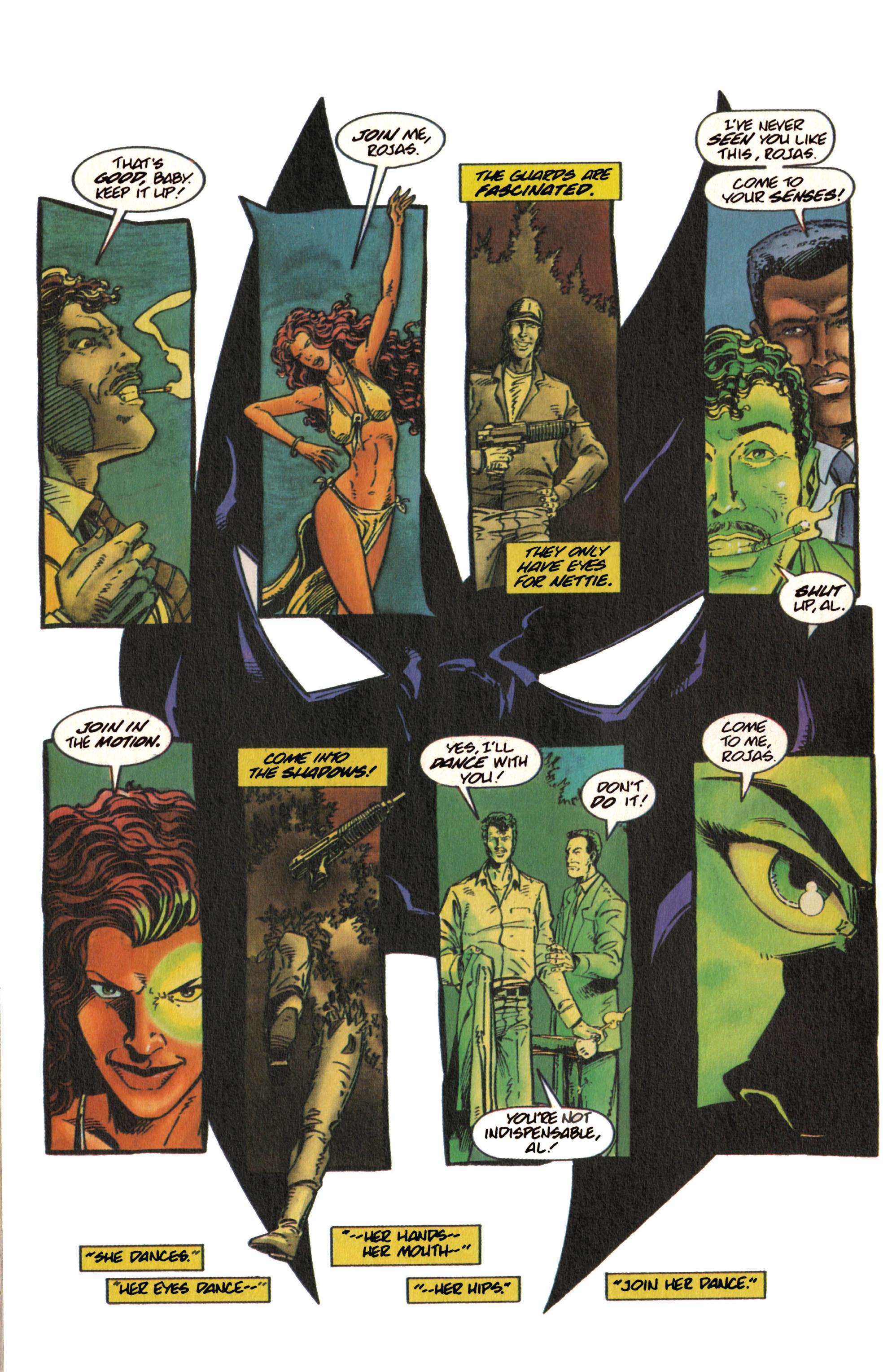 Read online Shadowman (1992) comic -  Issue #34 - 8