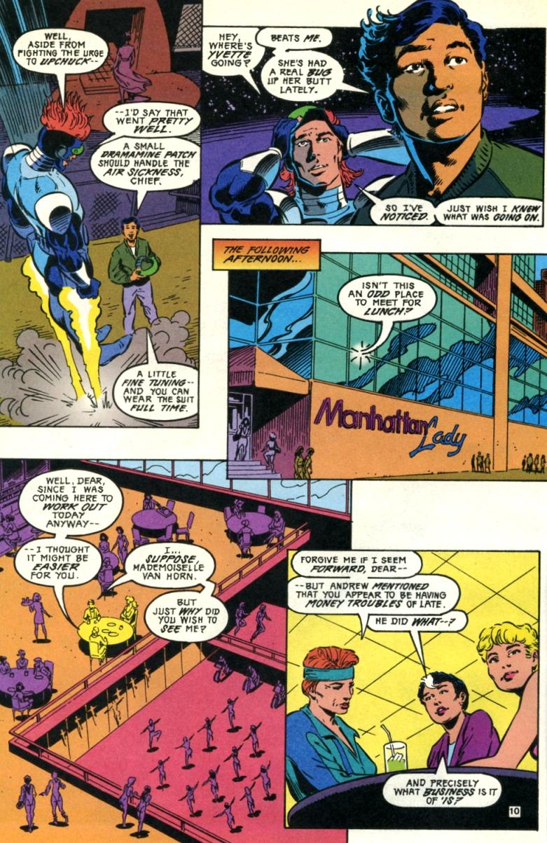 Read online Gunfire comic -  Issue #5 - 14