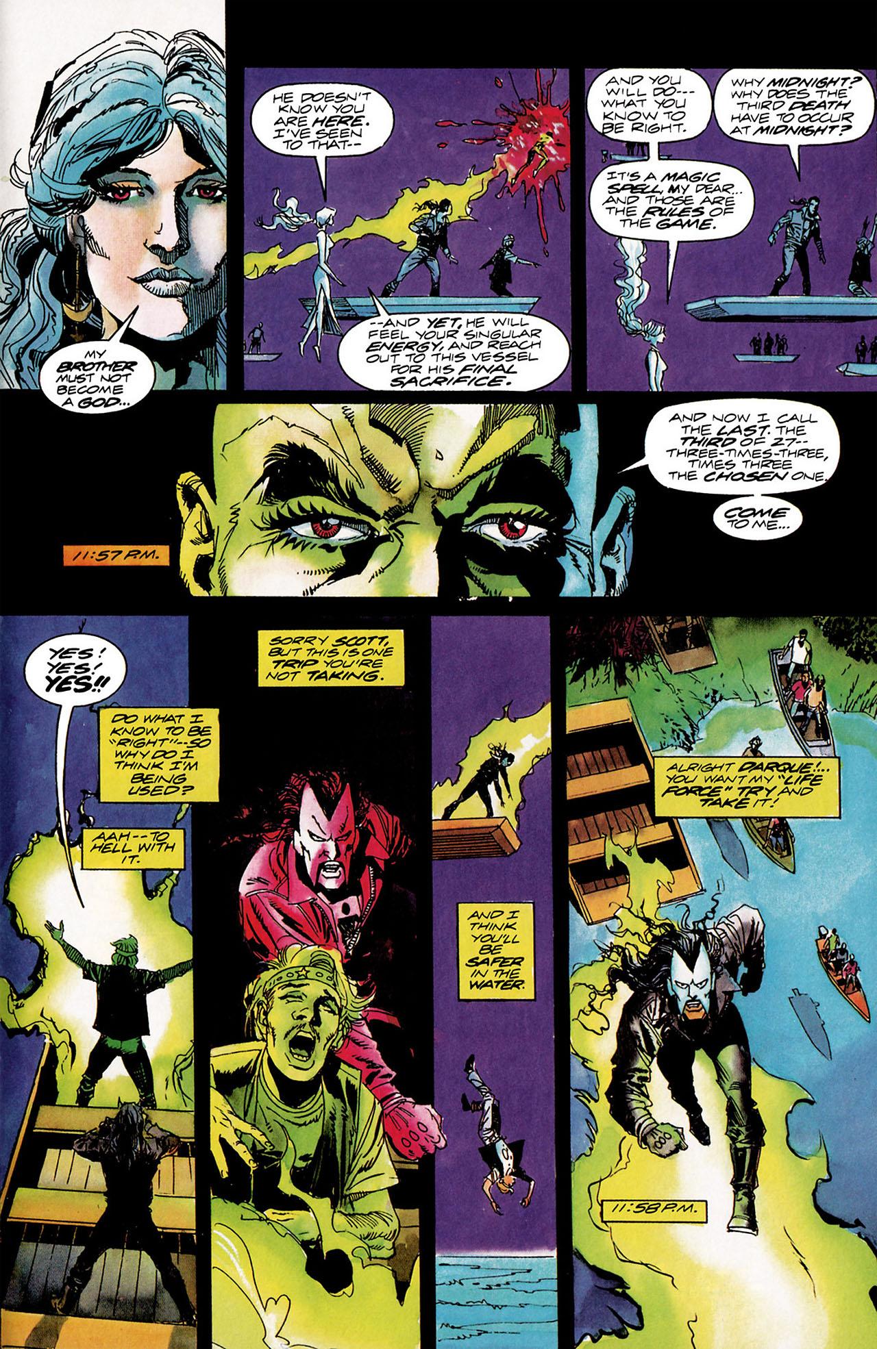 Read online Shadowman (1992) comic -  Issue #12 - 18