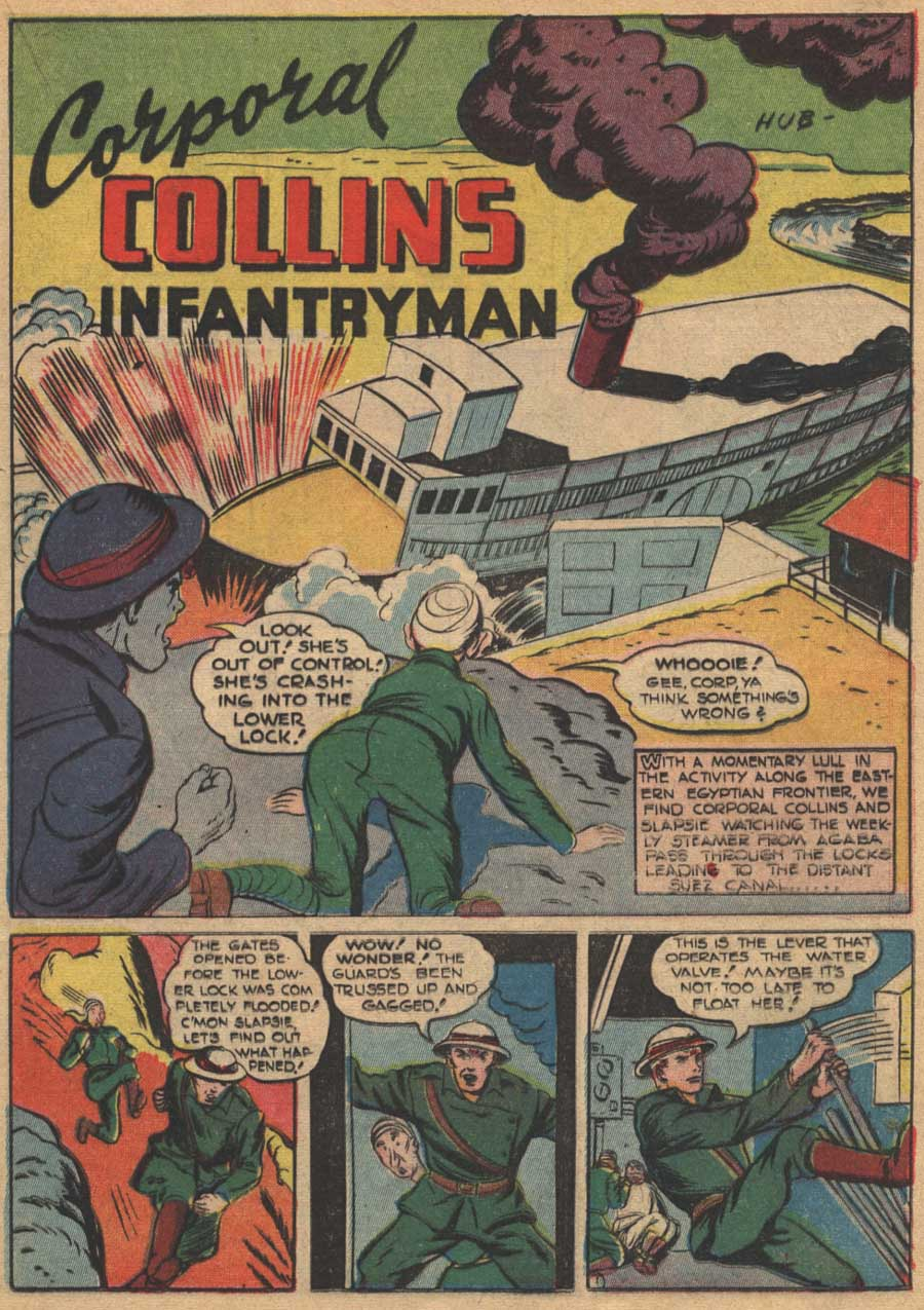 Blue Ribbon Comics (1939) issue 16 - Page 31