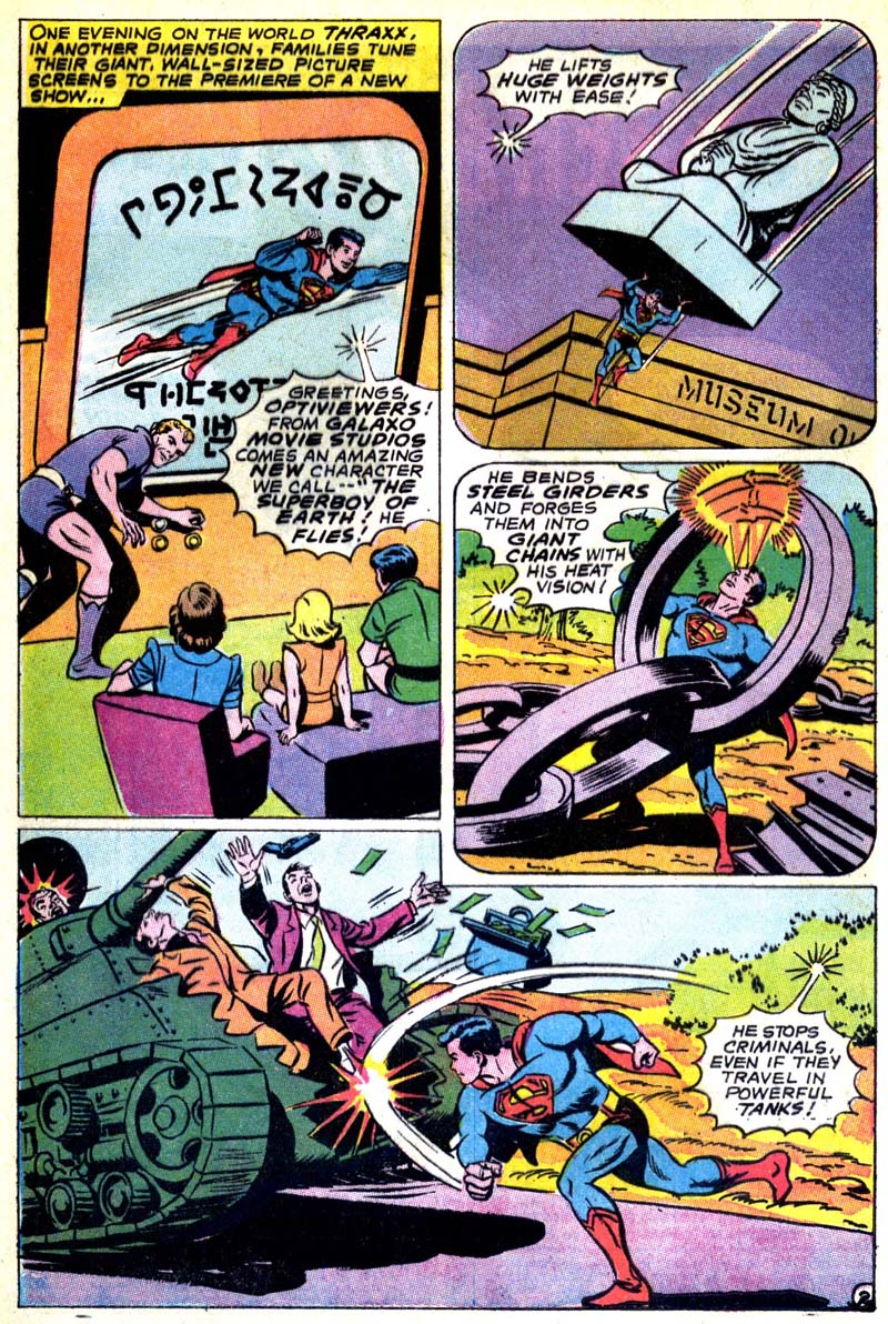 Superboy (1949) issue 145 - Page 3